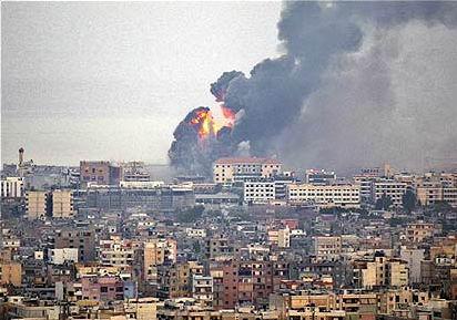 以軍奇襲敘利亞首都,一頓狂轟濫炸,連平民都不放過-圖2