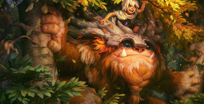 梦幻诛仙寻访_霸道八斗猎闪亮登场 森林小法成万能冲分阵容-第1张图片-游戏摸鱼怪