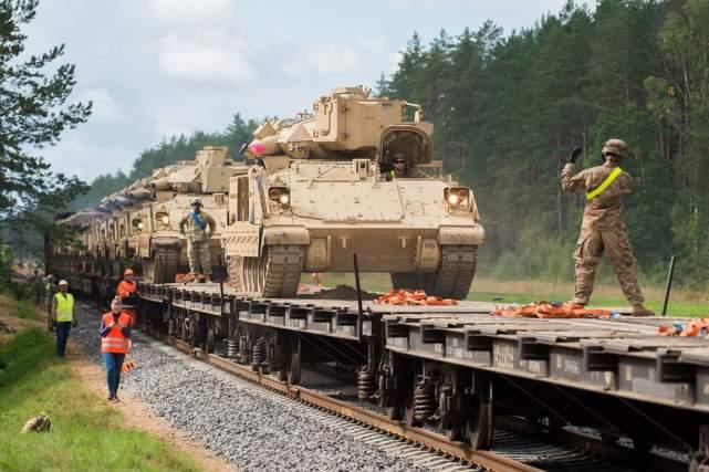 西北傳出壞消息!鄰國迎來美軍裝甲集群進駐,馬上翻臉拒絕和談-圖2