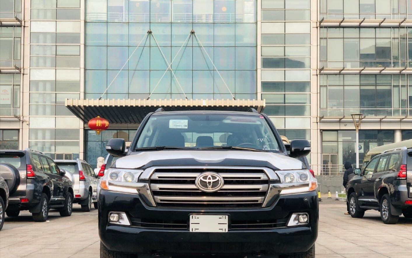最便宜八缸豐田陸巡提車,落地66萬,尺寸不輸X5,空氣懸掛最給力-圖2