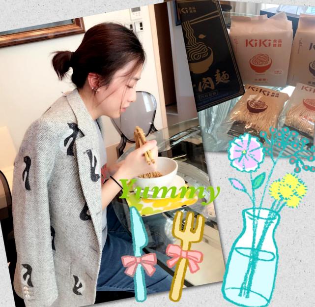 甘比12歲女兒劉秀樺太胖瞭,但甘比還是喂她吃大碗冰淇淋,果然是有錢任性-圖3