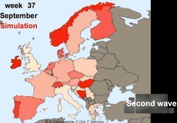 法日增1.1萬,峰值或在下周,學校成重災區!意大利成防疫模范生-圖5