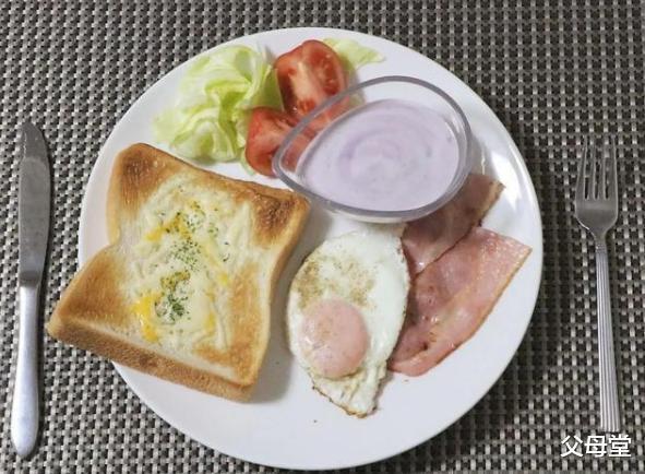 日本一位鋼鐵直男老公火瞭:每天給妻女做早飯,是愛情最初的模樣-圖9