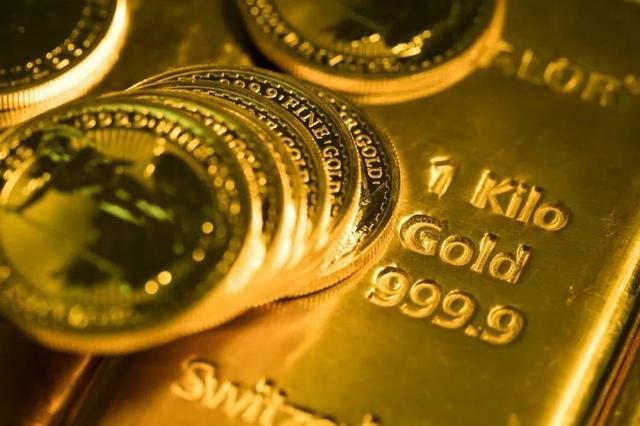 論黃金的垮掉——再度騰飛會有時?-圖2