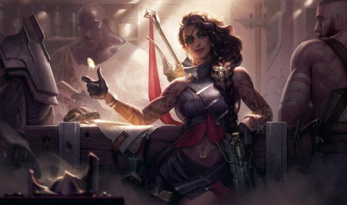 英雄聯盟首個能給敵方送錢的英雄:新英雄莎彌拉。隻有他能拒絕莎彌拉的賞賜-圖2