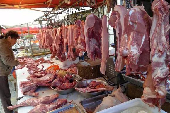 10月9日:淚奔!白條肉剩貨較多,豬市全面暴跌(附今日豬價)-圖3