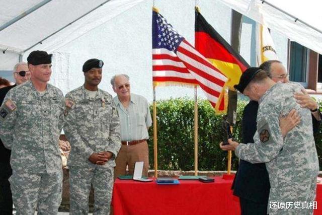 美國在德國英國駐軍,但有一個國傢卻無法駐軍,美國至今無可奈何-圖3