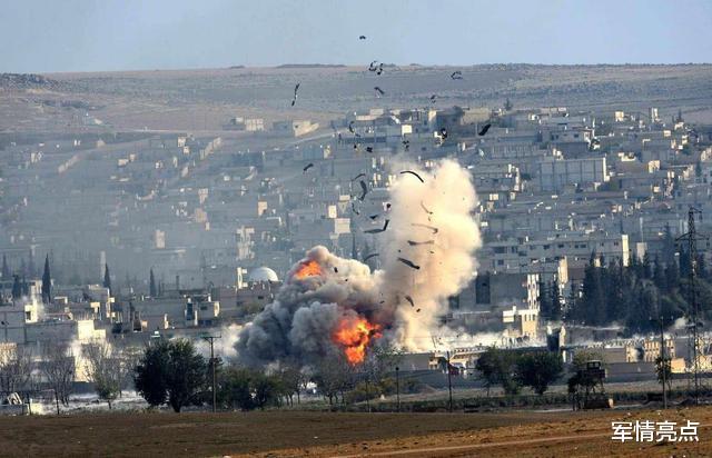 親美叛軍遭俄敘猛攻,冒充美軍被打的更慘,親美者多數結局都很慘-圖3
