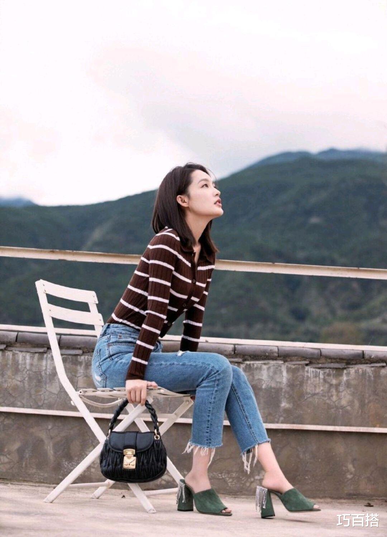 30歲的李沁時尚品味不俗!七夕桃花妝粉面含春,簡直撩人於無形-圖8