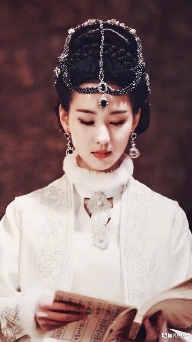 佟麗婭新劇出演傾國傾城的西施,結果女二神似劉亦菲,比她都要美-圖9