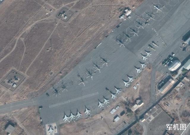 南高加索地區爆發激烈沖突,俄羅斯直接派安-124支援亞美尼亞-圖3