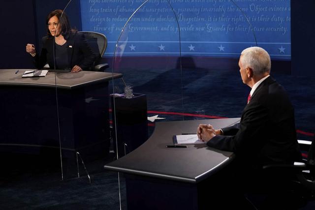 輕描淡寫中國議題,美副總統辯論畫風清奇,美媒:回避問題是特色-圖4