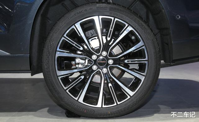 自主高端SUV再添實力幹將,星途VX空間寬敞,實用好開適合傢用-圖5