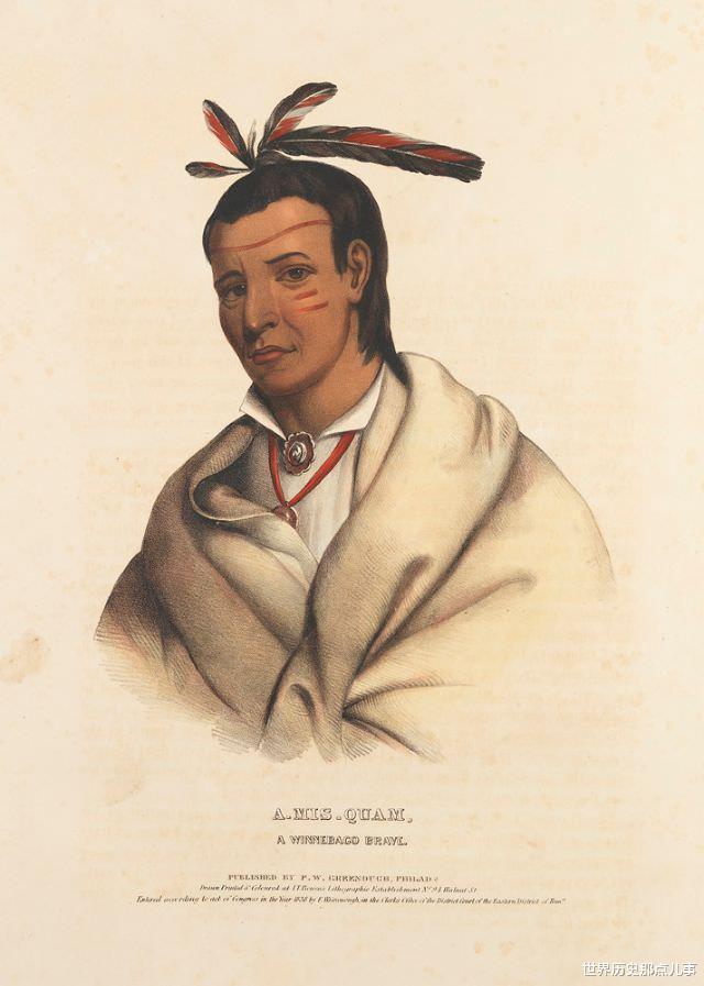 舊影拾記:19世紀,印第安人到華盛頓談判,美國畫傢給他們畫像-圖3