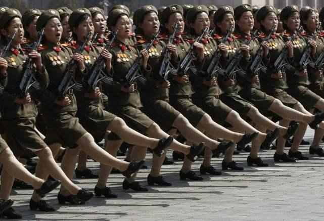 朝鮮閱兵讓世界驚醒,東亞除瞭蒙古,全都擁有吊打世界80%能力-圖4