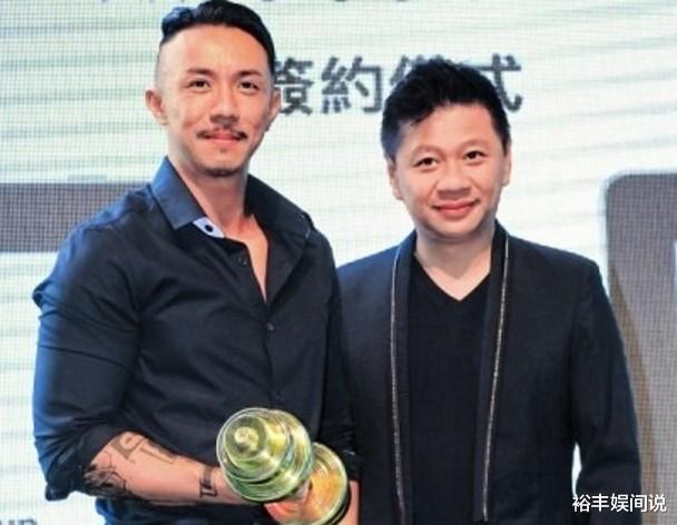"""恭喜!古天樂再添一員""""虎將"""",接納被TVB雪藏的知名配角-圖4"""