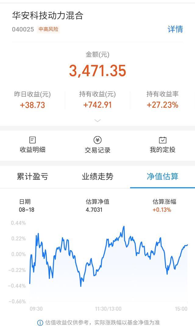 今日基金收益340元,股票150元,累計收益490元,本月還虧損1100-圖4