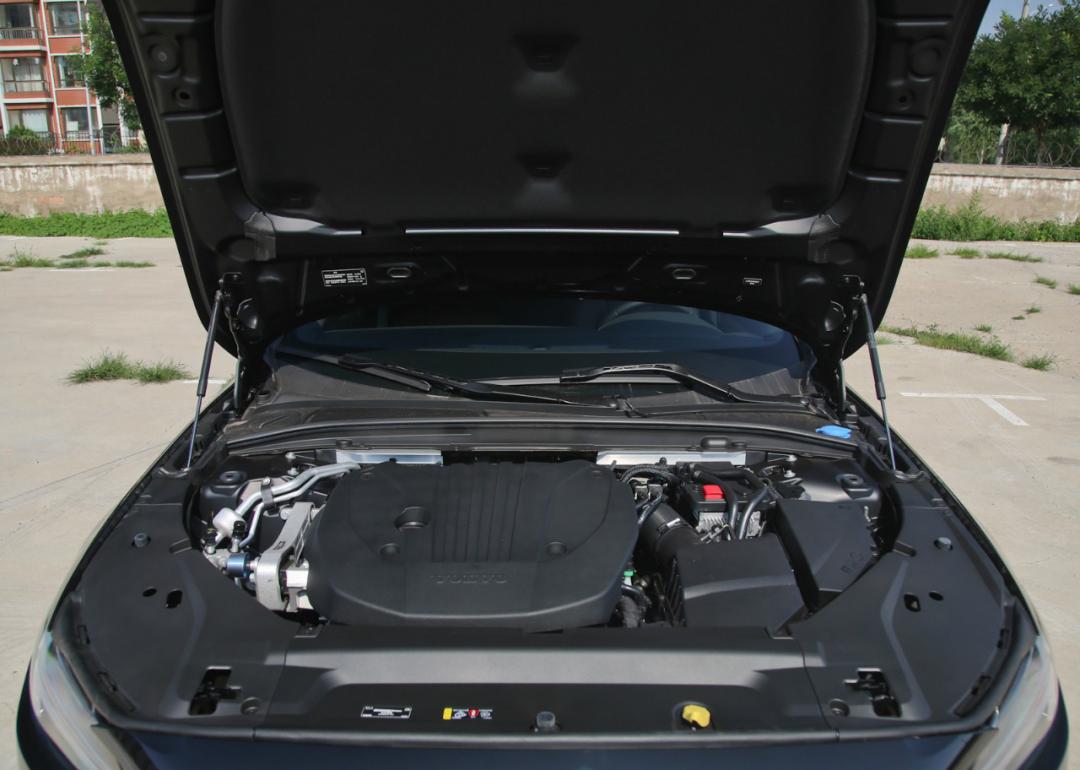 補齊短板更強大 沃爾沃中期改款S90-圖5