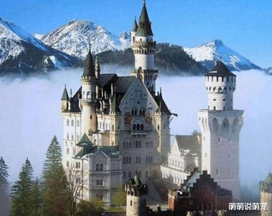 心理學:3座城堡,哪一個最像是公主住的?測你是否一直受寵?-圖2