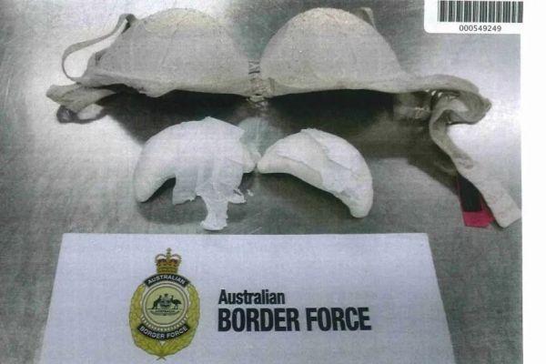 在褲襠和絲襪裡藏這些東西!馬來西亞華裔男子與空姐入澳被捕-圖3