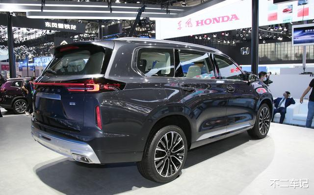 自主高端SUV再添實力幹將,星途VX空間寬敞,實用好開適合傢用-圖6
