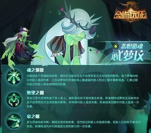 劍與遠征:亡靈愈演愈烈,傳統陣容固然強勢,新角色強勢占比增加-圖6