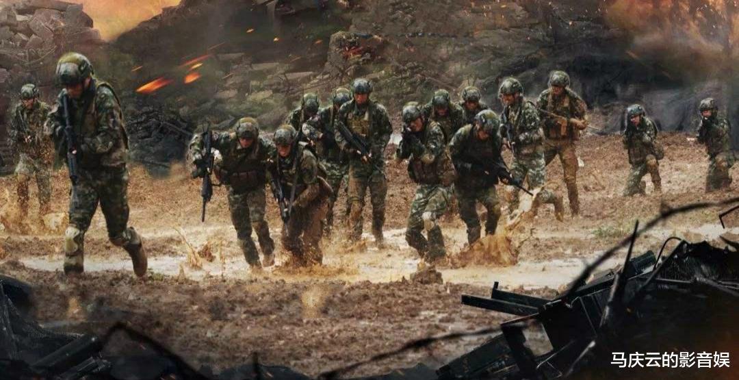 鄭爽《絕密者》撤檔,於震《藍軍出擊》來襲,氣勢不輸《戰狼2》-圖3