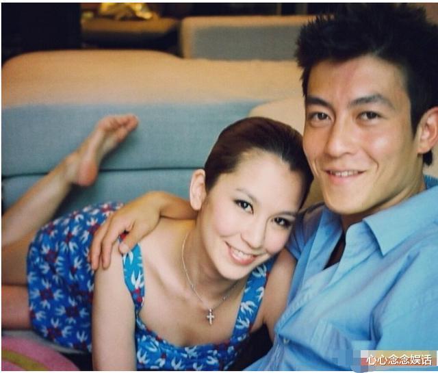 陳冠希二姐與黑人男友交往一年,變化巨大!43歲仍然不婚-圖4