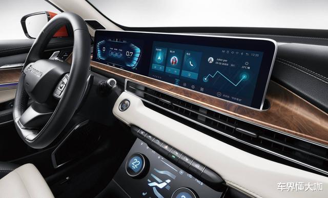 全新捷途X70品味提升,變身6.99萬豪華SUV,配4根尾排-圖6