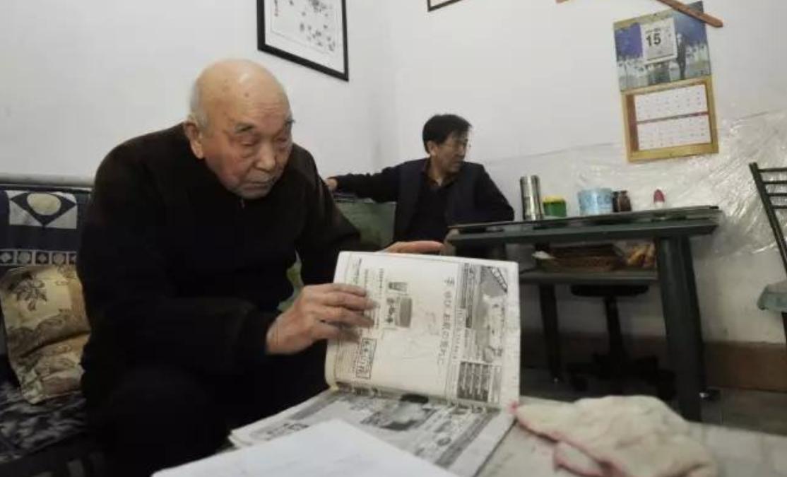 終身留在中國的日本逃兵,傢中桌下的一張字條,字字令人敬佩-圖4