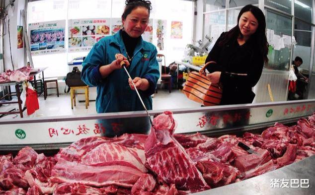 """生豬價跌至30.65元/公斤,豬肉價要""""松動"""",大口吃肉要來瞭!-圖2"""