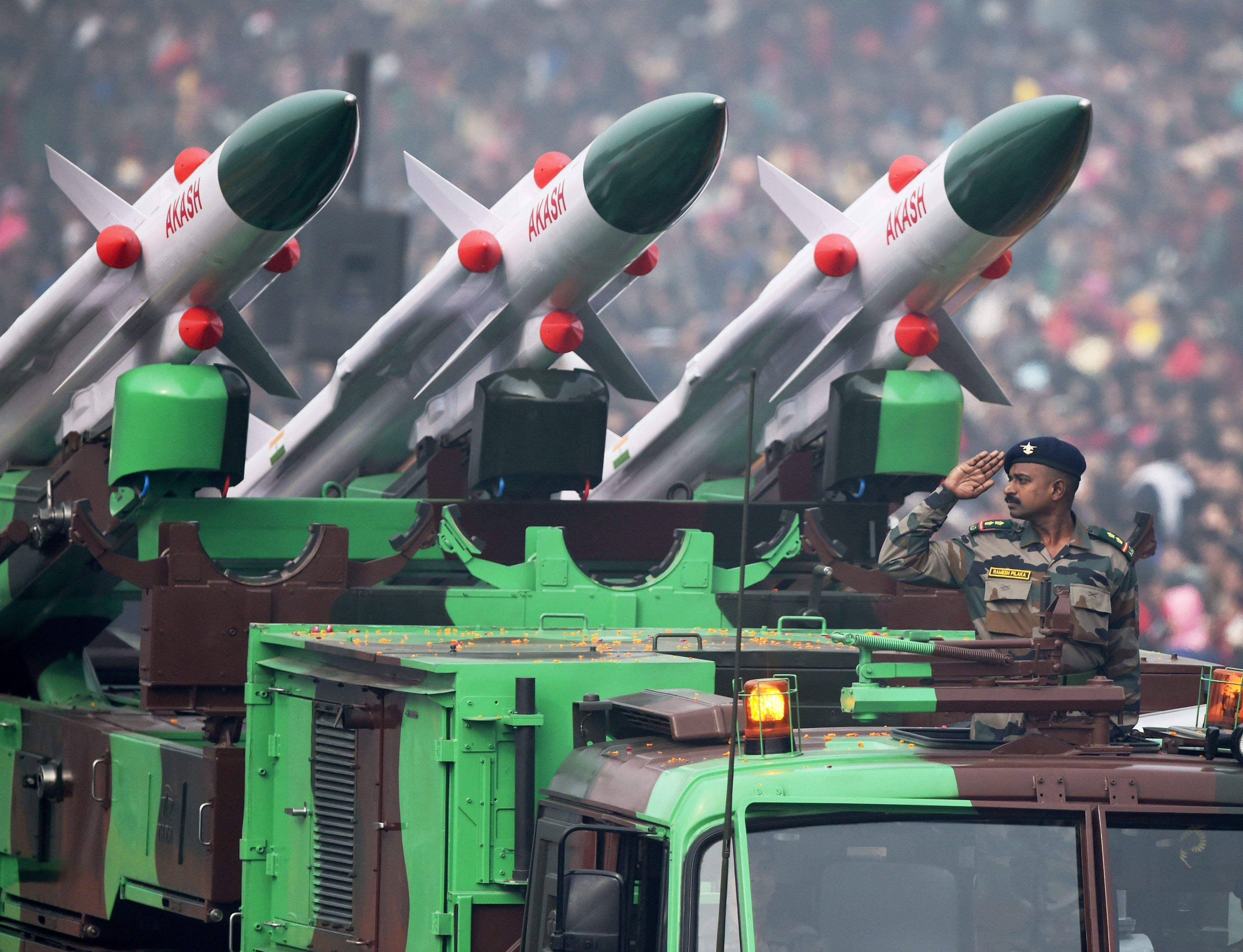 美媒公佈全球軍力排名:我國縮小差距,印度首次進前五-圖5