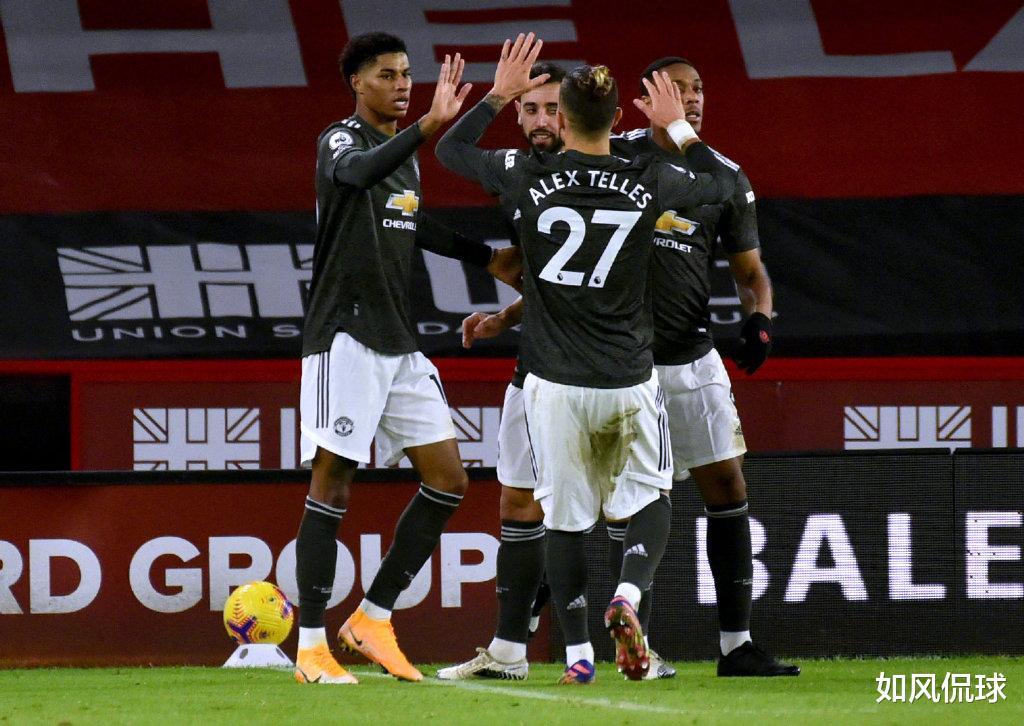 3-2!曼联8千万帝星爆发,英超豪门升第6,对手13轮不胜彻底崩盘