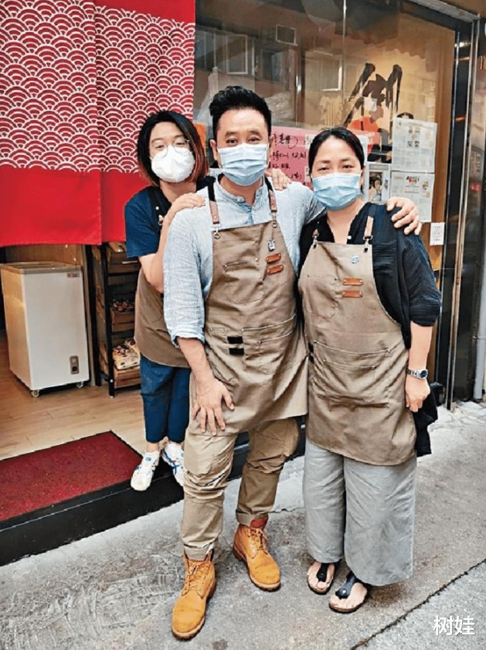 麥長青新店開張四個月退股收場,自責無用生活受困,有意重返TVB-圖6