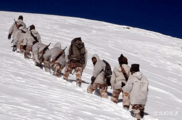 印度少將公開諷刺:竟讓20萬人在高原過冬,連算數都算不清?-圖3