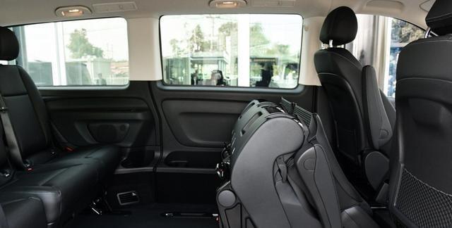 這MPV妥協瞭,半拖曳臂+7AT,穩如高鐵,3種座椅佈局,比威然霸氣-圖5