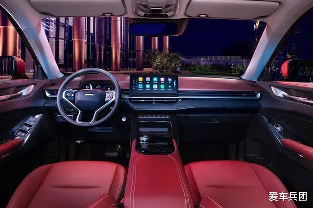 13萬左右,大空間+大馬力,這3款精品SUV值得買-圖2