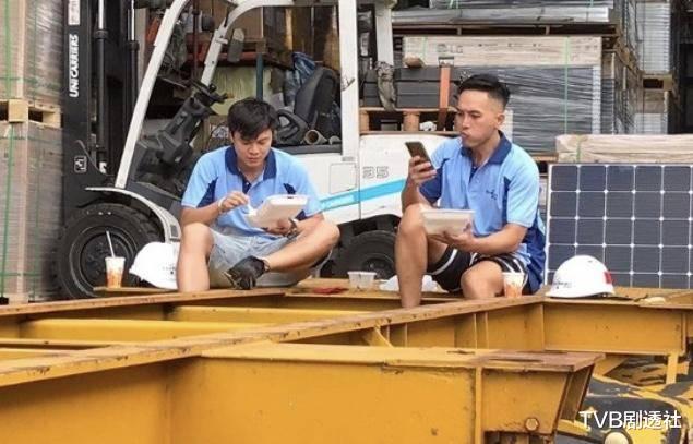 辛酸!TVB綠葉莫傢淦、陳國峰到工地兼職養傢,工作一天賺900元-圖2
