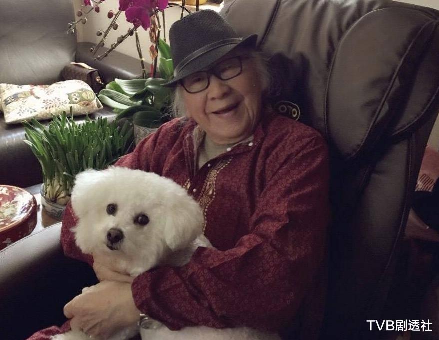 恭喜!香港資深老戲骨再度榮升為太姥爺,四世同堂96歲仍老當益壯-圖7