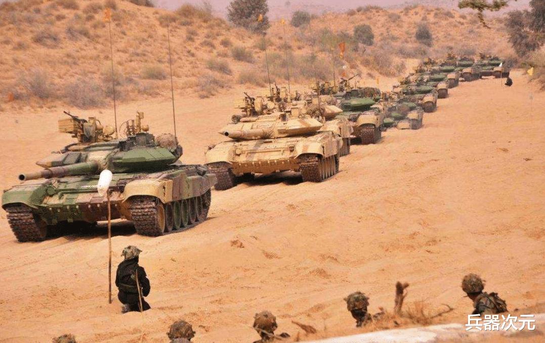 901名印度士兵自盡,70萬大軍意志消沉,新德裡還能堅持多久?-圖5
