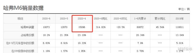 6.6W就標配雙獨懸,月銷15096臺,比吉利博越氣派,長城終於成功瞭-圖3