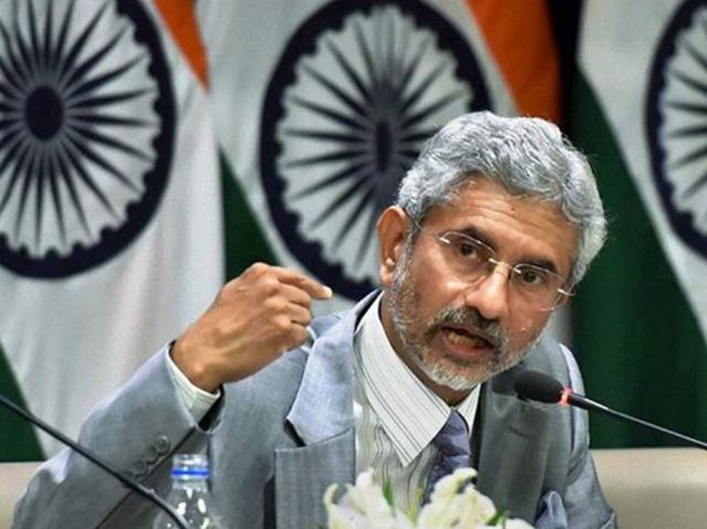 """印度外長就中印關系發聲:""""關鍵是讓中方更重視印度"""",中方回應-圖2"""