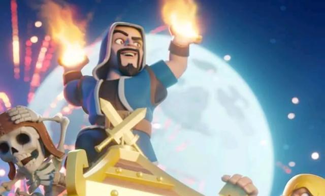 皇室戰爭:為什麼火法選擇的玩傢很少?三大明顯弱點是關鍵-圖3