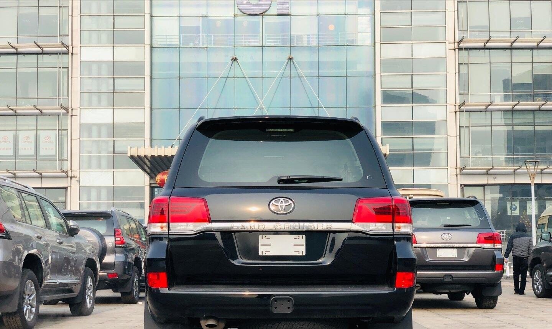 最便宜八缸豐田陸巡提車,落地66萬,尺寸不輸X5,空氣懸掛最給力-圖6