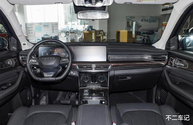 自主高端SUV再添實力幹將,星途VX空間寬敞,實用好開適合傢用-圖8