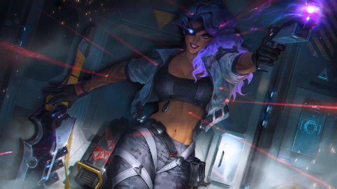 英雄聯盟首個能給敵方送錢的英雄:新英雄莎彌拉。隻有他能拒絕莎彌拉的賞賜-圖4