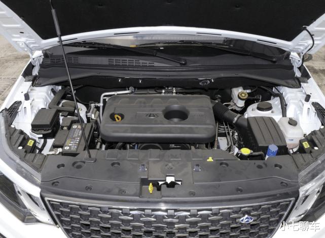 5.99萬起的長安SUV,搭1.5T四缸引擎+大7座,配11英寸液晶屏-圖8