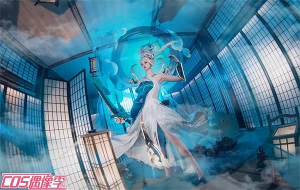 cosplay:《王者榮耀》伽羅@-戚顧兒Miki--圖5