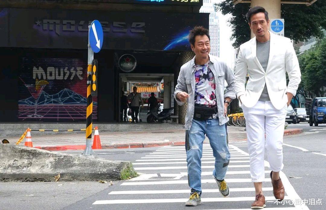 為拍《殺手》練出6塊腹肌?難怪56歲的他能斬獲三屆TVB視帝-圖2