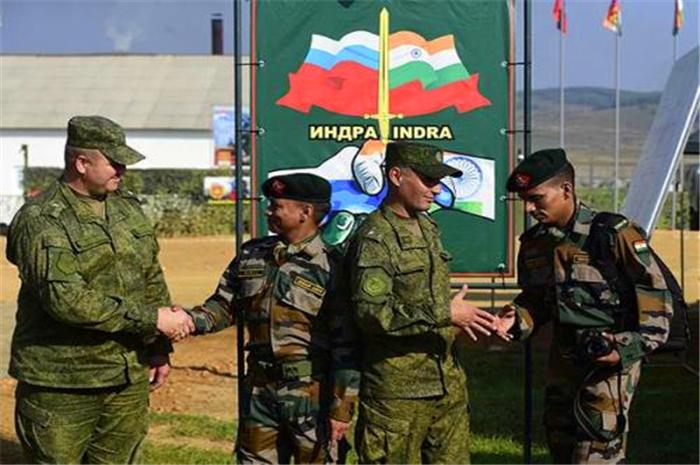 印度拒絕參加俄軍演?劇情突然迎來反轉!普京單獨給莫迪開小灶-圖2